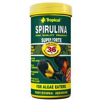 Pokarm Tropical Super Spirulina Forte (36%) [250ml] - ze spiruliną
