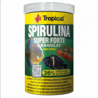 Pokarm Tropical Super Spirulina Forte granulat [100ml] (60533)