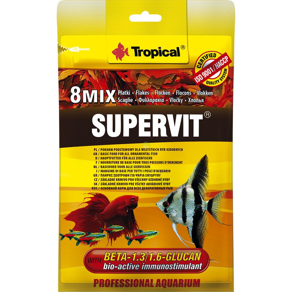 Pokarm Tropical Supervit [12g] - saszetka