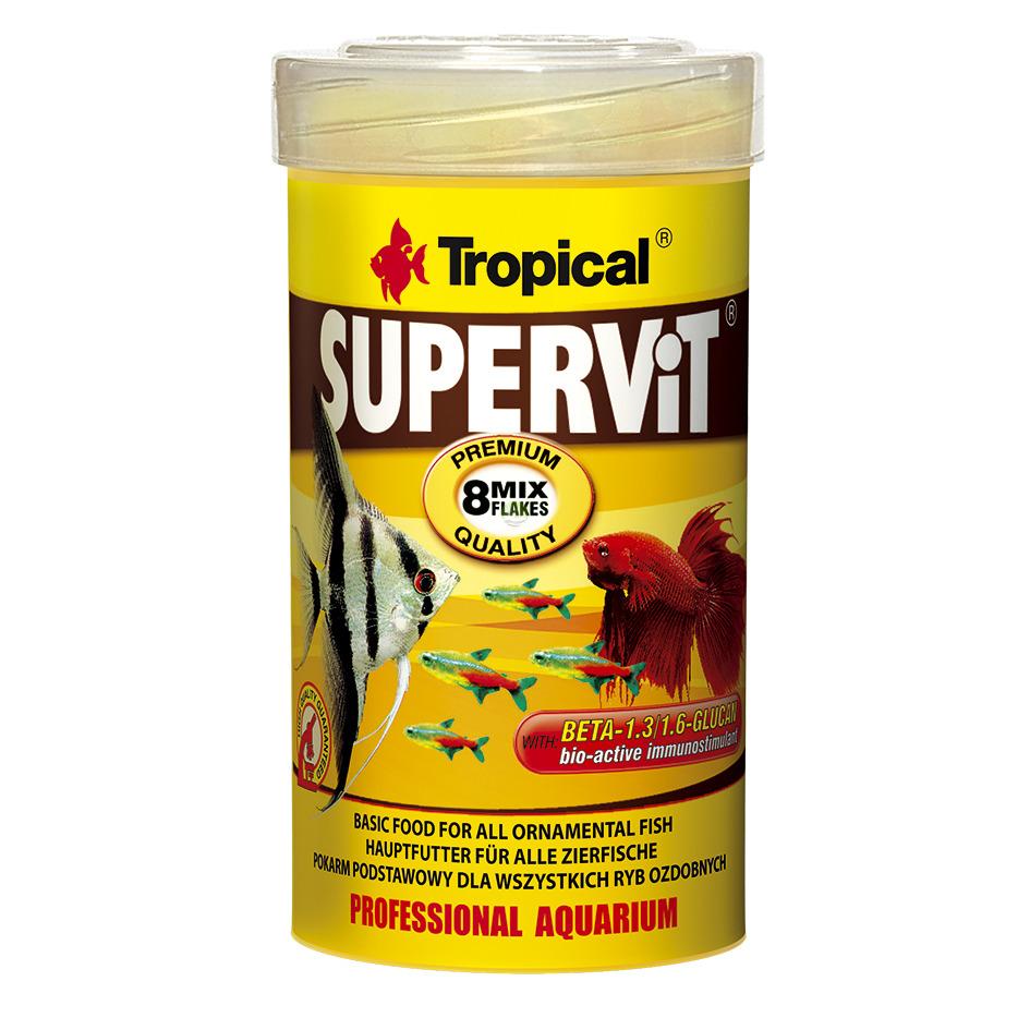 Pokarm Tropical Supervit [250ml] (77104) - płatki