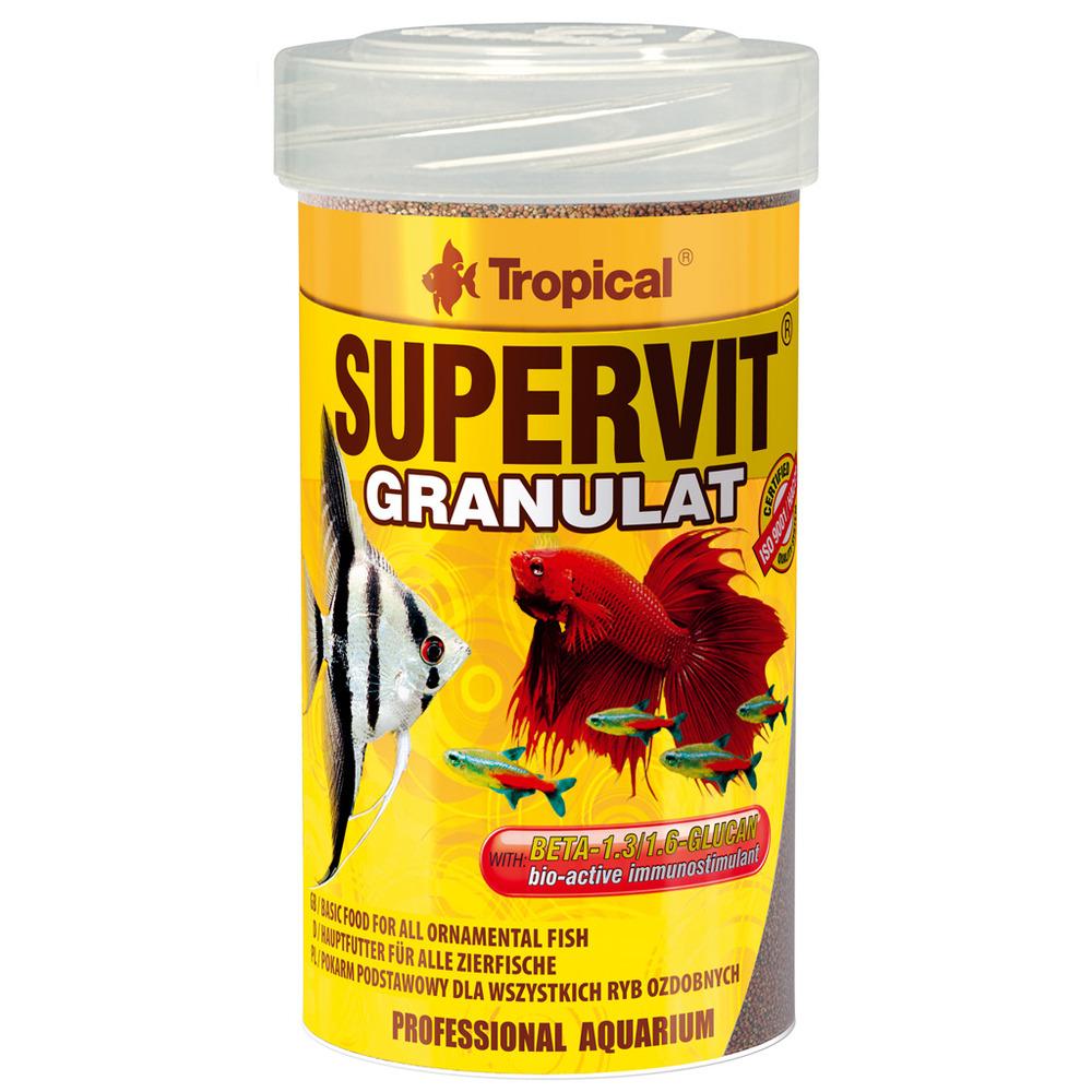 Pokarm Tropical Supervit Granulat [100ml] (61413)