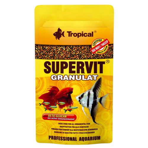Pokarm Tropical Supervit Granulat [10g] (61401) - saszetka