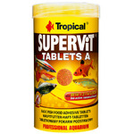 Pokarm Tropical Supervit Tablets A [250ml] - w tabletkach
