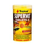 Pokarm Tropical Supervit tablets A [50ml/80szt.] (20622) - pokarm wieloskładnikowy