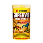 Pokarm Tropical Supervit tablets B [250ml/830szt.] (20634) - pokarm wieloskładnikowy