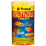 Pokarm Tropical Vitality & Color Tablets [250ml] (77144)