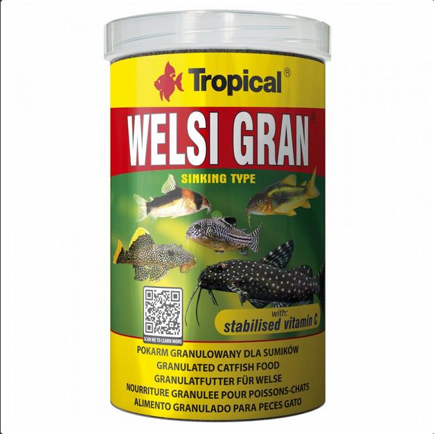 Pokarm Tropical Welsi Gran [250ml] (60464)