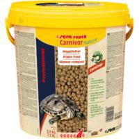 Pokarm uzupełniający Sera Reptil Professional Carnivor [10l] - dla gadów