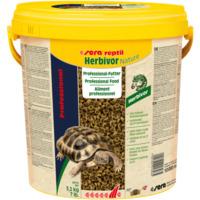 Pokarm uzupełniający Sera Reptil Professional Herbivor [10l] - dla gadów