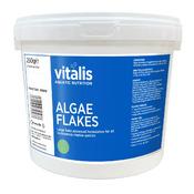 Pokarm Vitalis Algae Flakes [250g/3,8l] - roślinny