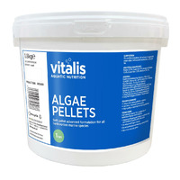 Pokarm Vitalis Algae Pellets XS 1mm [ 1.8kg/3,8l]