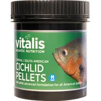 Pokarm Vitalis C/S American Cichlid Pellets M 8mm [1.8kg]