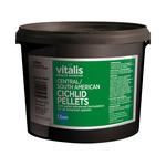 Pokarm Vitalis C/S American Cichlid Pellets S 4mm [1.8kg]