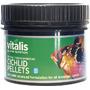 Pokarm Vitalis C/S American Cichlid Pellets XS 1mm [60g/150ml]