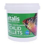 Pokarm Vitalis C/S American Cichlid Pellets XS 1mm [70g/155ml]
