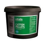 Pokarm Vitalis Catfish Pellets S+ 4mm [1.8kg] - dla ryb dennych