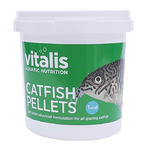 Pokarm Vitalis Catfish Pellets XS 1mm [140g/280ml] - dla ryb dennych