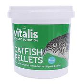 Pokarm Vitalis Catfish Pellets XS 1mm [140g/280ml] - dla ryb dennych