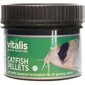 Pokarm Vitalis Catfish Pellets XS 1mm [300g/500ml] - dla ryb dennych
