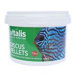 Pokarm Vitalis Discus Pellets S 1,5mm [140g/280ml] - dla dyskowców