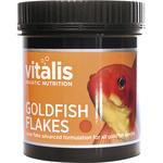 Pokarm Vitalis Goldfish Flakes [200g] - dla złotych rybek