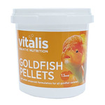 Pokarm Vitalis Goldfish Pellets S 1,5mm [140g/280ml] - dla złotych rybek