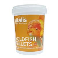 Pokarm Vitalis Goldfish Pellets S 1,5mm [260g/520ml] - dla złotych rybek