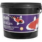 Pokarm Vitalis Koi Pellets 4mm [700g] - miękki granulat dla karpi koi