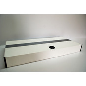 Pokrywa aluminiowa AQUASTEL prosta T5 (200x80cm 2x80W) - wybierz kolor