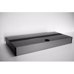 Pokrywa aluminiowa AQUASTEL prosta T8 (200x60cm 4x58W) - wybierz kolor