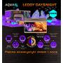 Pokrywa Aquael LEDDY PAP-40 DAY&NIGHT prosta - czarna