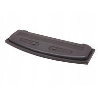 Pokrywa plastikowa profilowana Wromak [100x40cm LED] - czarna