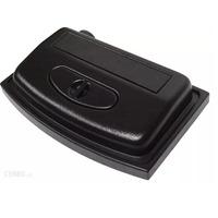Pokrywa plastikowa profilowana Wromak [40x25cm 1x25W] - czarna