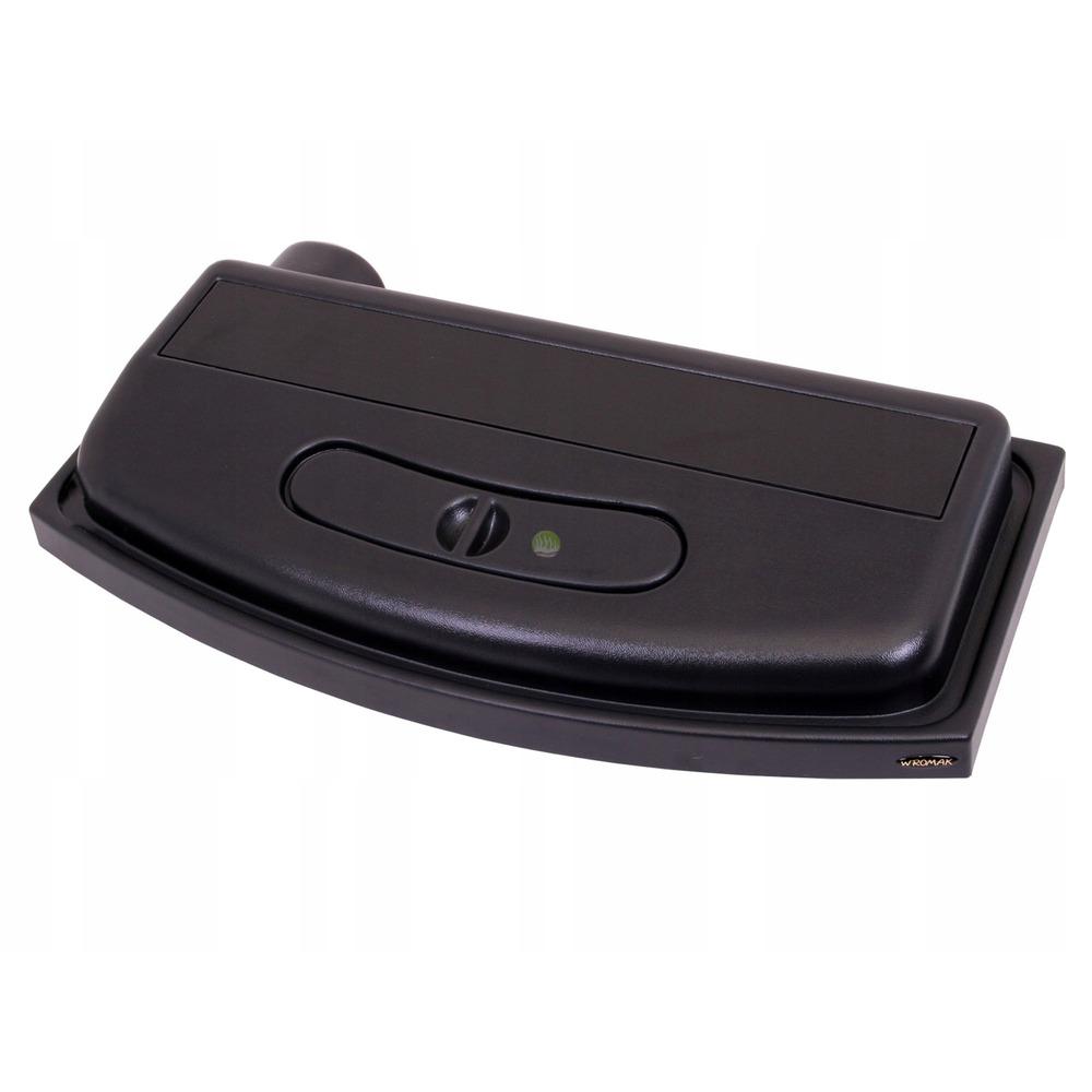 Pokrywa plastikowa profilowana Wromak [60x30cm LED] - czarna
