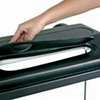 Pokrywa plastikowa Selecto prosta/profil [150x50cm 2x60W] - czarna