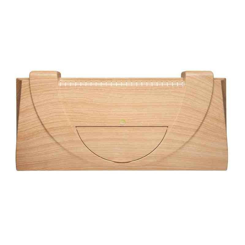 Pokrywa plastikowa T8 Aristo prosta [60x30cm 1x15W] - buk
