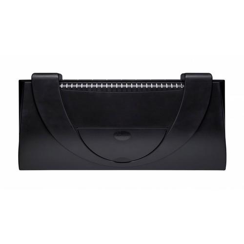 Pokrywa plastikowa T8 Aristo prosta/profil [60x30cm 1x15W] - czarna