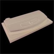 Pokrywa plastikowa T8 prosta Diversa [50x30cm 1x14w] (118334)