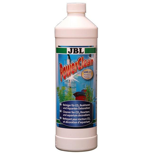 Power Clean JBL - płyn do czyszczenia szklanych akc. [500ml]