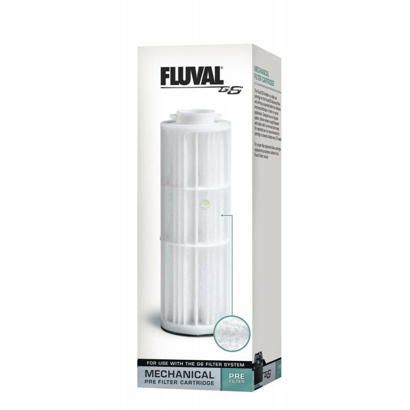 Prefiltr do filtra Fluval G6