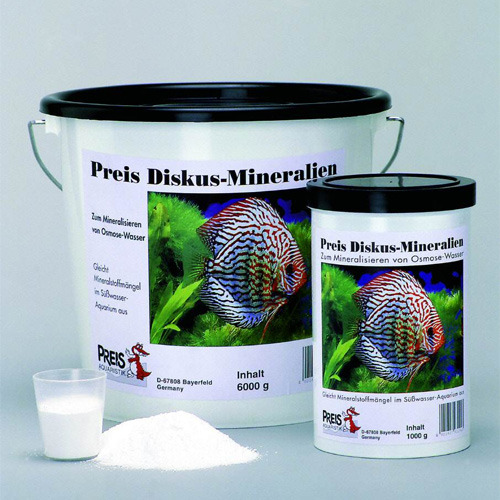 Preis Diskus Mineralien - mineralizator do wody RO [1kg]