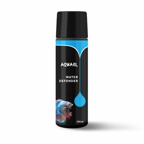 Preparat Aquael WATER DEFENDER [120ml] - uzdatniacz i biostarter
