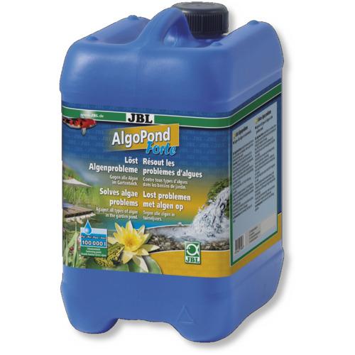 Preparat JBL AlgoPond Forte [5l] - antyglon do oczka/stawu