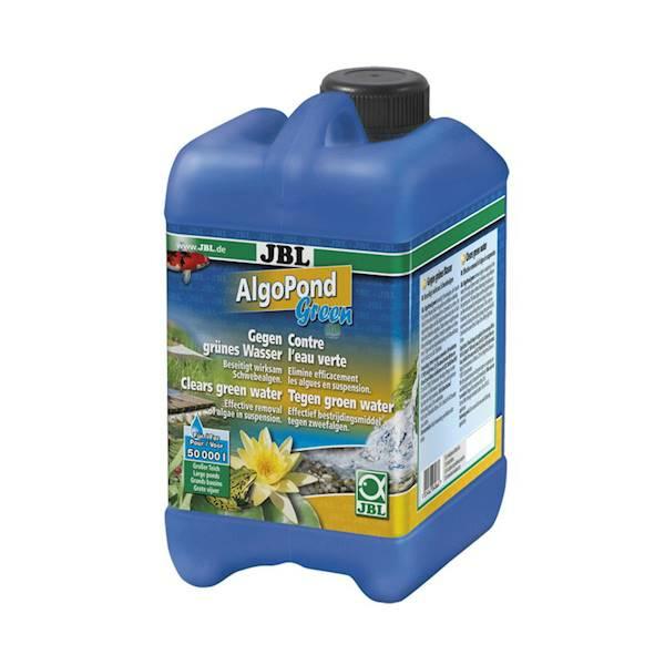 Preparat JBL AlgoPond Green [2.5l] - na zielony zakwit wody w oczku/stawie