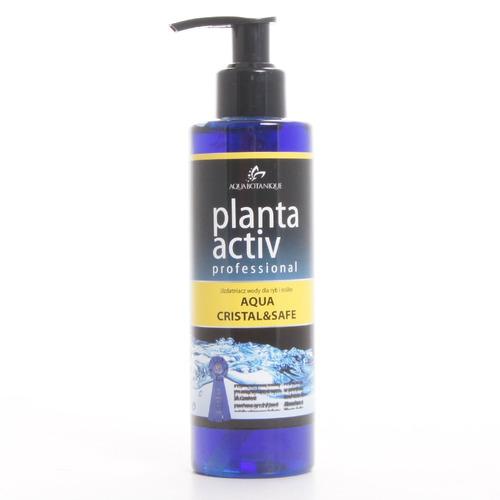 Preparat Planta active Aqua Cristal & Safe 200ml