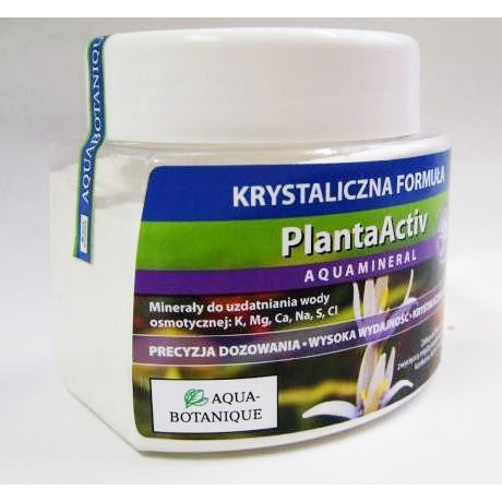 Preparat Planta active Aquamineral (sole RO) 500ml