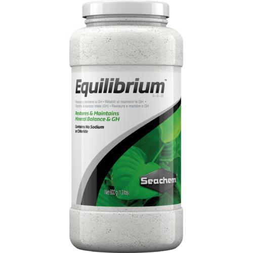 Preparat Seachem Equlibrium [600g] - uzdatniacz RO