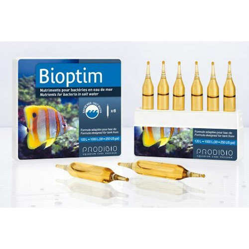 Prodibio  Bioptim 6 ampułek - Odżywka dla bakterii