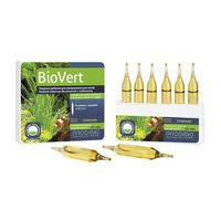 Prodibio BioVert 6 ampułek - Nawóz dla roślin z żelazem, bez azotanów i fosforanów.