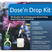 Prodibio Dose N'Drop Kit - części zamienne do dozownika Prodibio